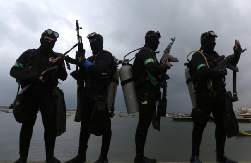 تفعيل حماس لقواتها البحرية