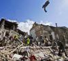 زلزال في إيطاليا