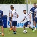 تدريبات المنتخب الأرجنتيني