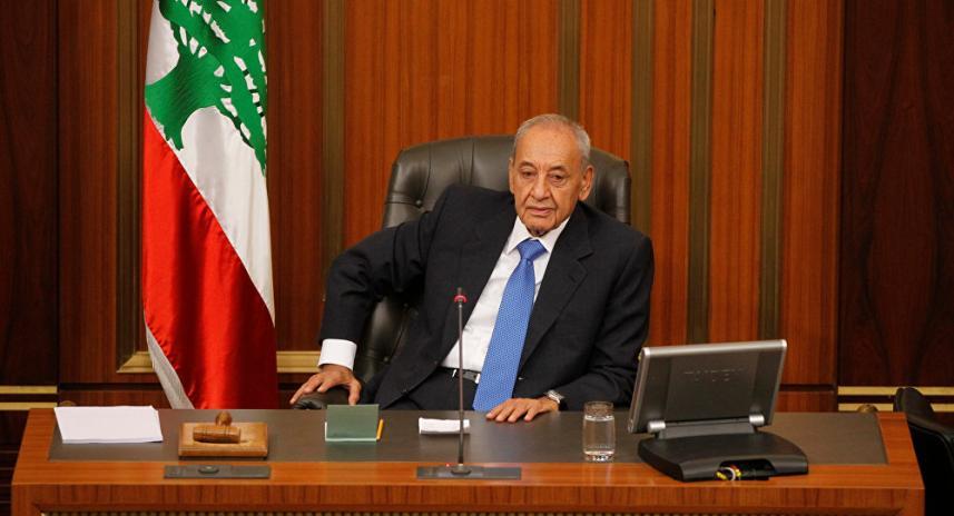 رئيس البرلمان اللبناني