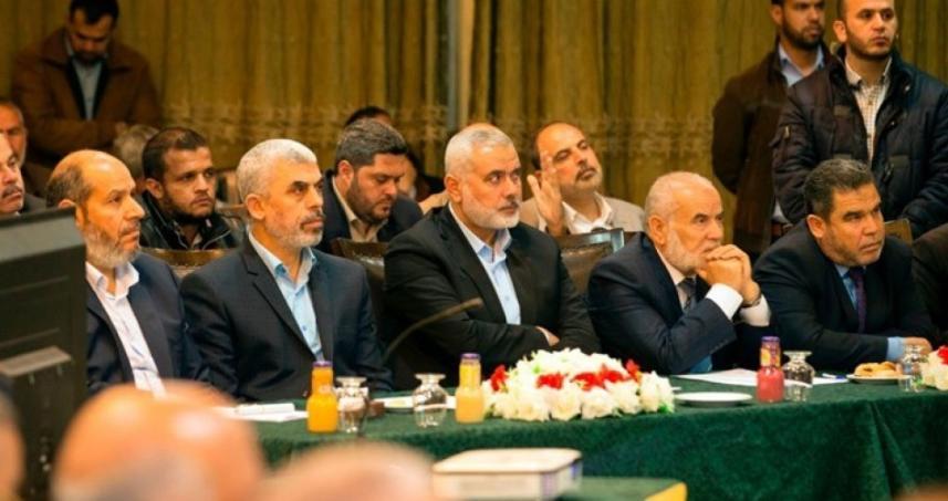 مصر لقيادة حماس