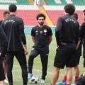 تدريبات المنتخب المصري