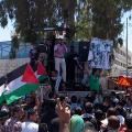 مسيرة في مخيم الوحدات بعمان