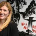 الناشطة السويدية  بياتريس فيهن