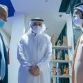فرج في إكسبو دبي.. عودة العلاقات مع الامارات