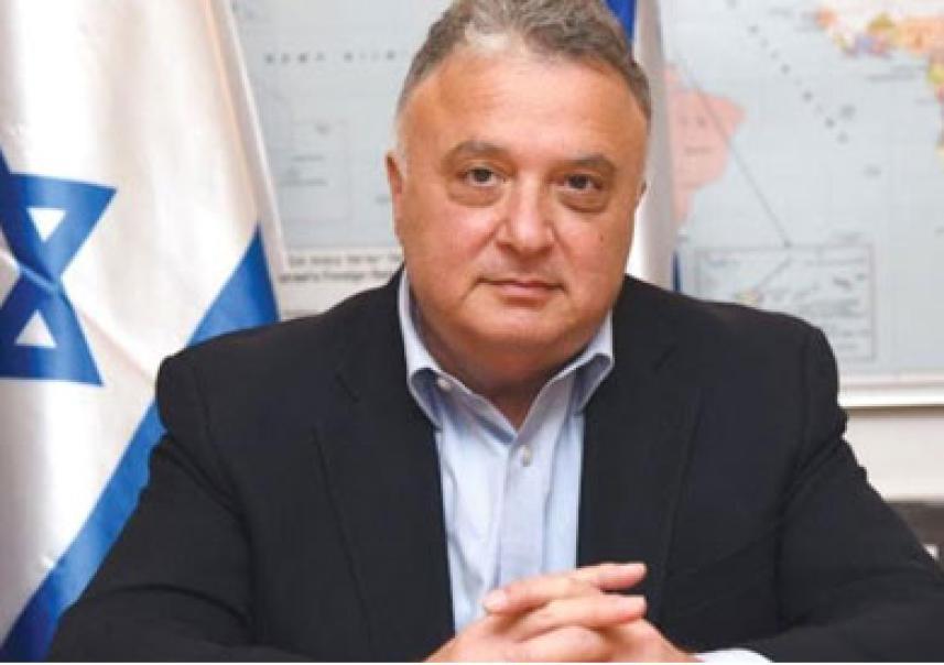 السفير  الإسرائيلي  في ألمانيا