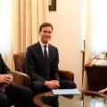نتنياهو يجتمع اليوم مع كوشنير وغرينبلات