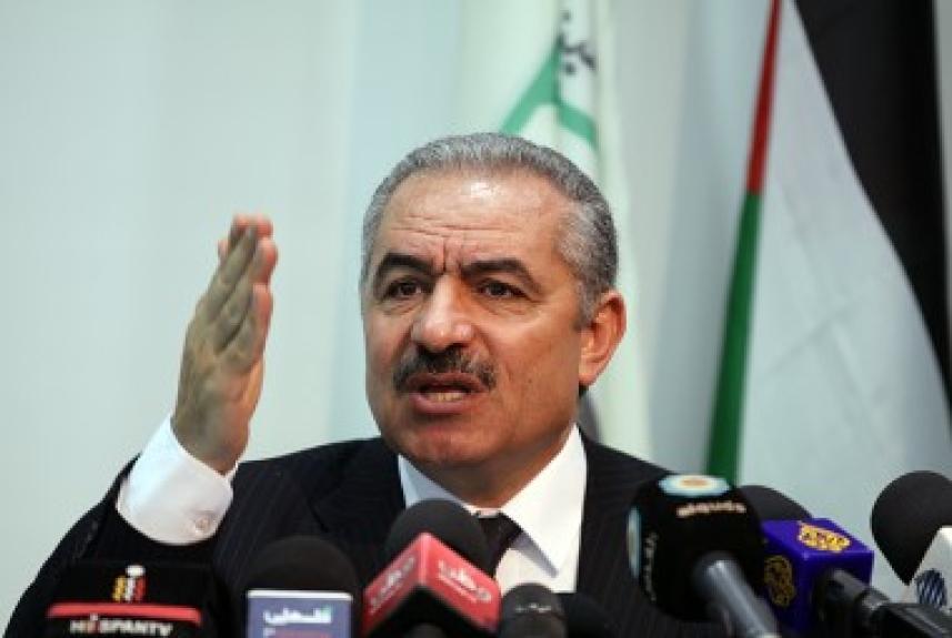 عضو اللجنة المركزية لحركة فتح، محمد إشتيه (الأرشيف)