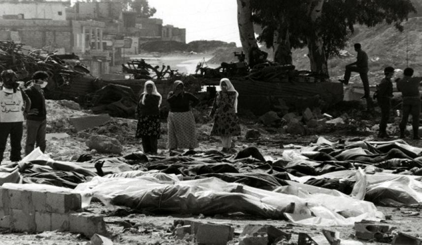 من المجازر التي ارتكبها العدو الصهيوني في فلسطين