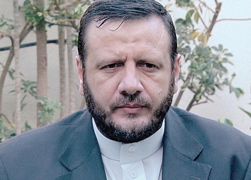 """الأمين العام لحركة """"الصابرين"""" هشام سالم"""