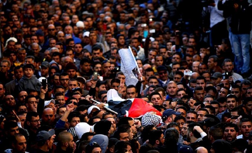 شهداء انتفاضة القدس (أرشيف)