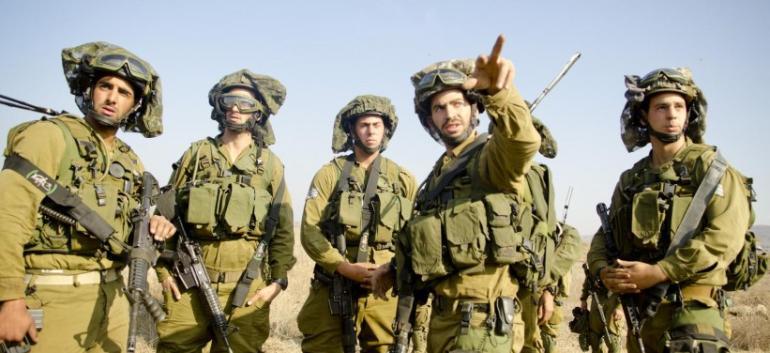جنود العدو