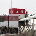 إصابة فلسطيني على الحدود المصرية