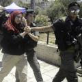 خلال اعتقال الاحتلال للنساء