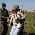 الاحتلال يعتدي على الصحفيين (أرشيف)