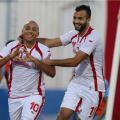 لاعبي منتخب تونس