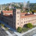 مقر الجامعة المركزية في برشلونة