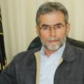 نائب الأمين العام لحركة الجهاد الإسلامي زياد النخالة