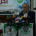 الدكتور محمد الهندي عضو المكتب السياسي لحركة الجهاد الإسلامي