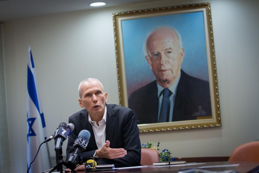 """عضو الكنيست """"الإسرائيلي"""" عمر بار ليف"""