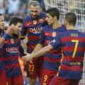 برشلونة يهزم غرناطة برباعية