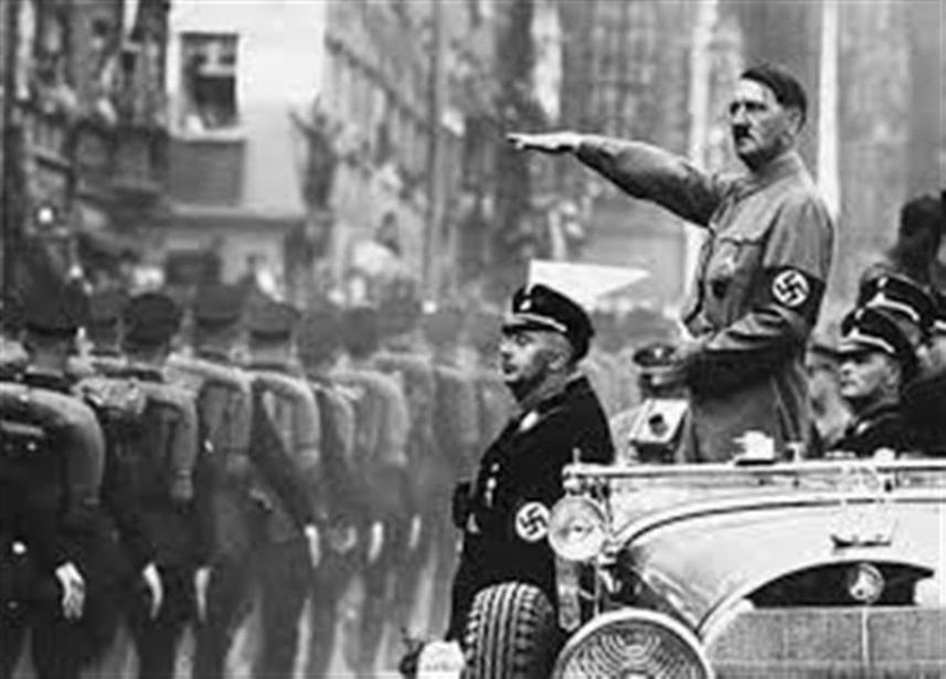 """ألمانيا النازية والصهيونية معاً لخلق """"إسرائيل"""""""
