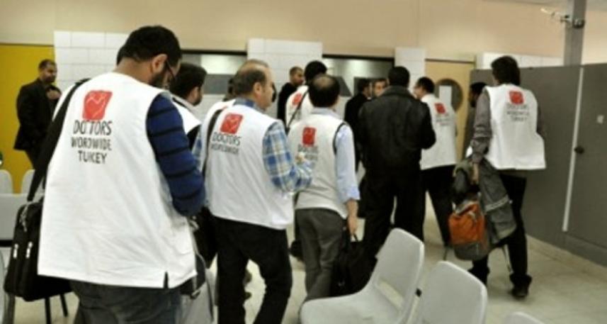 وفد طبي تركي يصل إلى غزة