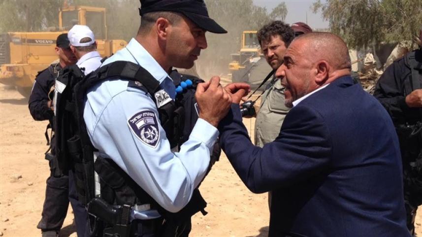 النائب طلب أبو عرار
