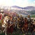 صورة تعبيرية عن معركة أجنادين
