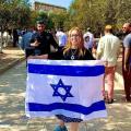 المستوطنون يرفعون علم الكيان الصهيوني في المسجد الأقصى المبارك