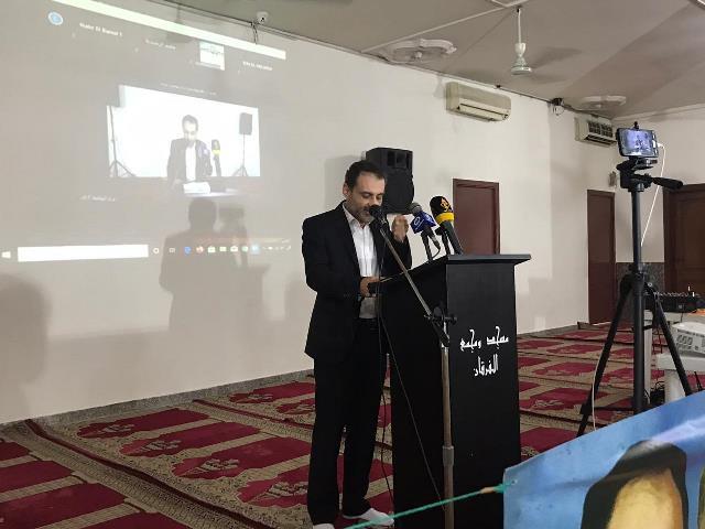 الشيخ علي أبو شاهين